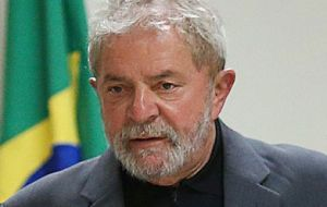 "Lula has strongly defended himself against suggestions of his alleged involvement in corruption: ""there is no more honest living soul alive"" in Brazil than him."