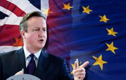 An early deal would allow Mr. Cameron to call a referendum on the UK's EU membership before the summer holidays.