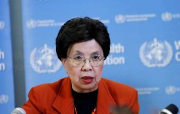 Director-General Margaret Chan said on Monday coordinated international action was needed to improve detection and speed work on a vaccine