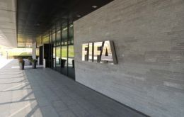 """...in light of current proceedings involving individuals related to Conmebol and Concacaf, FIFA has put contributions... on hold until further notice,"""