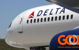 Delta threw a lifeline to Gol last year with a US$446 million stock and loan agreement. The US carrier owns 9.5% of Gol