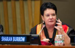 """The agreement threatens democracy, social and labour rights, and access to public services and medicines"", said Sharon Burrow, ITUC General Secretary"