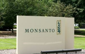 St. Louis-based rival Monsanto wooed Syngenta with a roughly $46 billion merger deal last year, but dropped the bid when the Swiss company rejected the offer