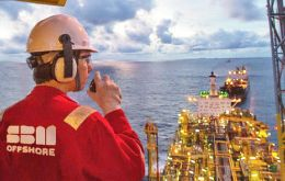 """The development strategy presented for Sea Lion is through use of a FPSO vessel,  which adds flexibility and for which leasing costs have halved""."
