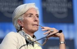 Before joining IMF in 2011, Lagarde was French Finance and Foreign Trade minister and had an extensive career as an anti-trust and labor lawyer.