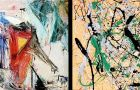 "Griffin bought de Kooning's 1955 oil on canvas titled ""Interchange"" for about $300 million and Pollock's 1948 ""Number 17A"" canvas for about $200 million."