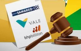 Samarco is owned by Brazil's Vale and mining giant BHP Billiton. On Tuesday police presented the first official report into the incident.