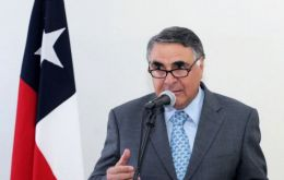 """This is a positive decision,"" Chile's Foreign Affairs Under-Secretary Edgardo Riveros celebrated earlier this week"