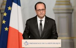 It doesn't mean that everything will be destroyed, I don't want to give you catastrophic scenarios, but there will be consequences, said the French president