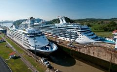 Panama hopes that the number of cruise passengers that will be landing in the country could reach 300.000 to 400.000.