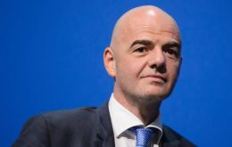 """We have taken a really historic decision for soccer. IFAB and FIFA are now leading the debate and not stopping the debate,"" new FIFA president Infantino"