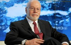 """Paul Singer - (the US billionaire who commands the NML hedge fund), is waiting for Argentina to sign and has his fork and knife"" ready."