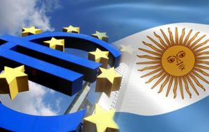 An Argentine/EU macroeconomic-financial dialogue is scheduled for next May and next September/October a joint Argentine-EU committee will advance on the issues