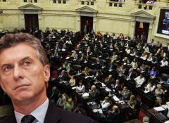 The Macri administration which does not have a majority in Congress managed support from opposition groups, open to dialogue, and provincial blocks