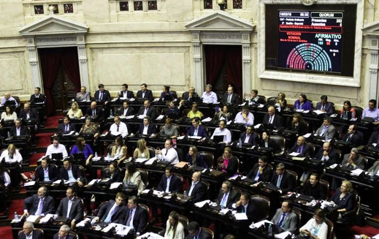 At 8:30 Wednesday morning after twenty hours of uninterrupted debate the Lower House supported the normalization bill by 165 to 86
