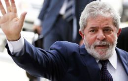 Lula has immunity from all but the Supreme Court after his nomination as Rousseff's chief of staff was published in a special edition of the Official Gazette.