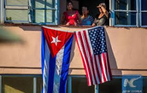 Obama's speech was the first opportunity for Cubans to hear his vision of warming U.S.-Cuban relations as closely linked to Cuba's internal evolution.