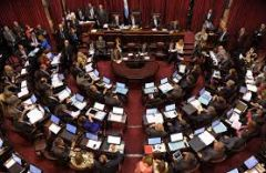 Griesa's ruling vacating the injunctions was conditioned on Argentina-s congress  repealing two laws concerning its debts and paying creditors
