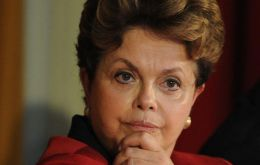 "Rousseff claimed she was being pressured to resign because rivals wanted ""to avoid the task of removing, unduly, illegally and criminally, an elected president""."