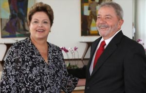Rousseff called former president Lula da Silva to the rescue naming him her chief of staff, but the move blew up in her face