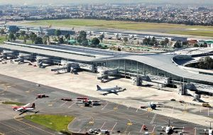 The best ranked in South America were El Dorado International Airport (Bogotá), position 46 and Jorge Chavez Airport in Lima, Peru, ranked 49.