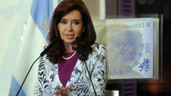 "Macri's predecessor as president, Cristina Fernandez, had refused to negotiate with the creditors, calling them ""vultures"" who were trying to bully Argentina."