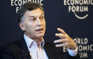 The vote is also a boost for President Mauricio Macri, who campaigned on promises to restart the economy, in large part by solving the complex bonds dispute