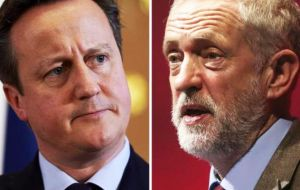 Corbyn called for an independent inquiry into the tax affairs of British nationals figuring in the papers, including PM Cameron's family.