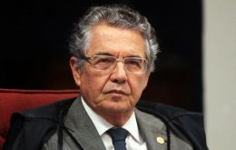 Justice Marco Aurelio Mello told the lower house to convene an impeachment committee to consider putting Temer on trial