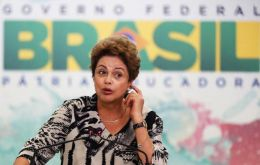 "The Rapporteur said there were ""minimal indications"" that Rousseff had committed an impeachable ""crime of responsibility"""