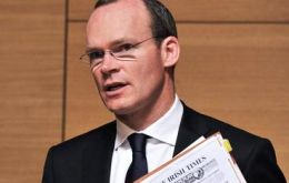Irish Minister for Agriculture Simon Coveney wrote a very strongly-worded letter to European Trade Commissioner Cecilia Malmstrom urging her not to proceed.