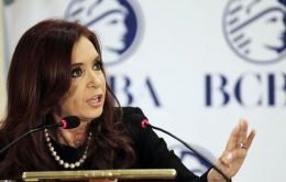 Cristina Fernandez has been called to testify about alleged irregularities in dollar futures trading that led to losses of almost US$4 billion for the central bank.