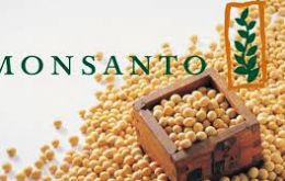 Monsanto which wants exporters to check cargoes to make sure farmers had paid to produce its genetically modified soybeans.