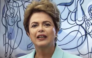 Rousseff is being accused of poor administration of public resources in 2014. This is political, and does not merit an impeachment process.