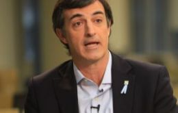 "Education minister Esteban Bullrich's plan is to make sure the public showed more ""respect"" for teachers."