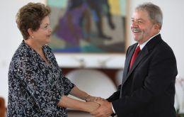 Rousseff appointed Lula da Silva to the chief of staff job March 16 to help her battle the impeachment effort.