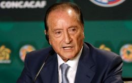 Eugenio Figueredo was ex FIFA vice president and before also head of Uruguay's football association
