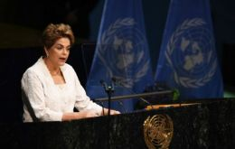 "Proclaiming that her ""soul had been cleansed,"" Rousseff said she was newly determined to lead Latin America's largest country"