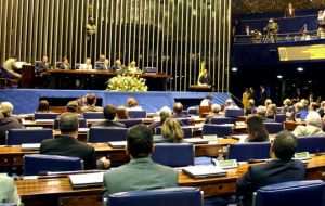 The Brazilian Senate will hold a full house vote on the issue on May 11