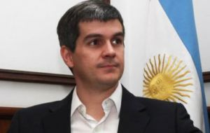 Argentina said it is most respectful of the Brazilian constitutional process