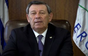 The Uruguayan government and coalition are divided on the issue