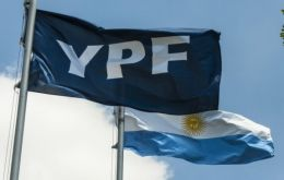 YPF said it was notified that it must pay damages of US$184.5 million to Brazilian electric utility AES and US$319.1 million to Transportadora de Gas del Mercosur