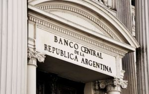 Central Bank money printing will provide a third of it, 160 billion pesos in total, which equates currently to roughly US$11 billion.