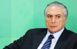 Temer's critics have said he would try to hamper Brazil's biggest ever corruption probe, Car Wash, which has involved many politicians from own party PMDB