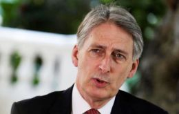 "As the 15th largest economy in the world, ""Mexico offers significant business and investment opportunities for Britain to our mutual benefit"", said Hammond"