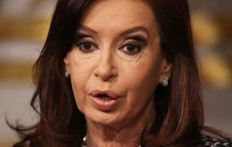 Cristina Fernandez who left office in December has already been accused of money laundering and overseeing irregularities at the central bank while she served.