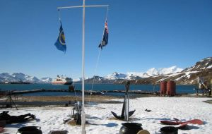 IAATO will also hold a half day workshop on South Georgia visitor management with the South Georgia and South Sandwich Islands government.