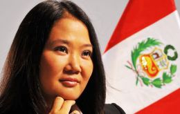 Keiko Fujimori garnered 49.9% of the votes ahead of the 5 June runoff, according to the latest GFK survey, released this week.