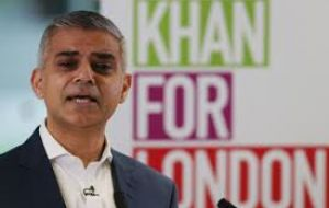 London pitted Khan, 45, who grew up in public housing in inner city London, against Conservative Zac Goldsmith, 41, the son of a billionaire financier.
