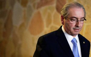 Last week Maranhao replaced Eduardo Cunha, the speaker who launched the impeachment process but was removed by the S Court on corruption charges.
